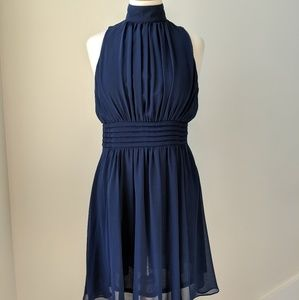 "Modcloth ""Windy City"" dress in Navy"